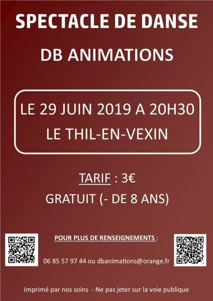 Affiche 2019 -THIL en Vexin