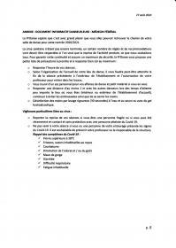 Ffd recommandations sanitaires danseur se s aout 2020