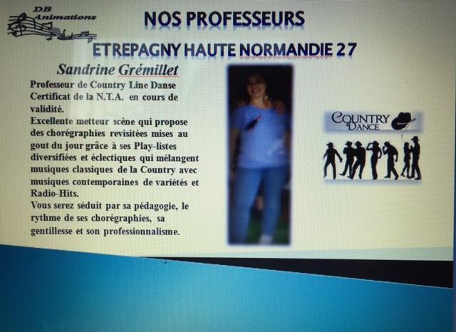 Présentation Sandrine GREMILLET