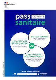 Pass sanitaire 1